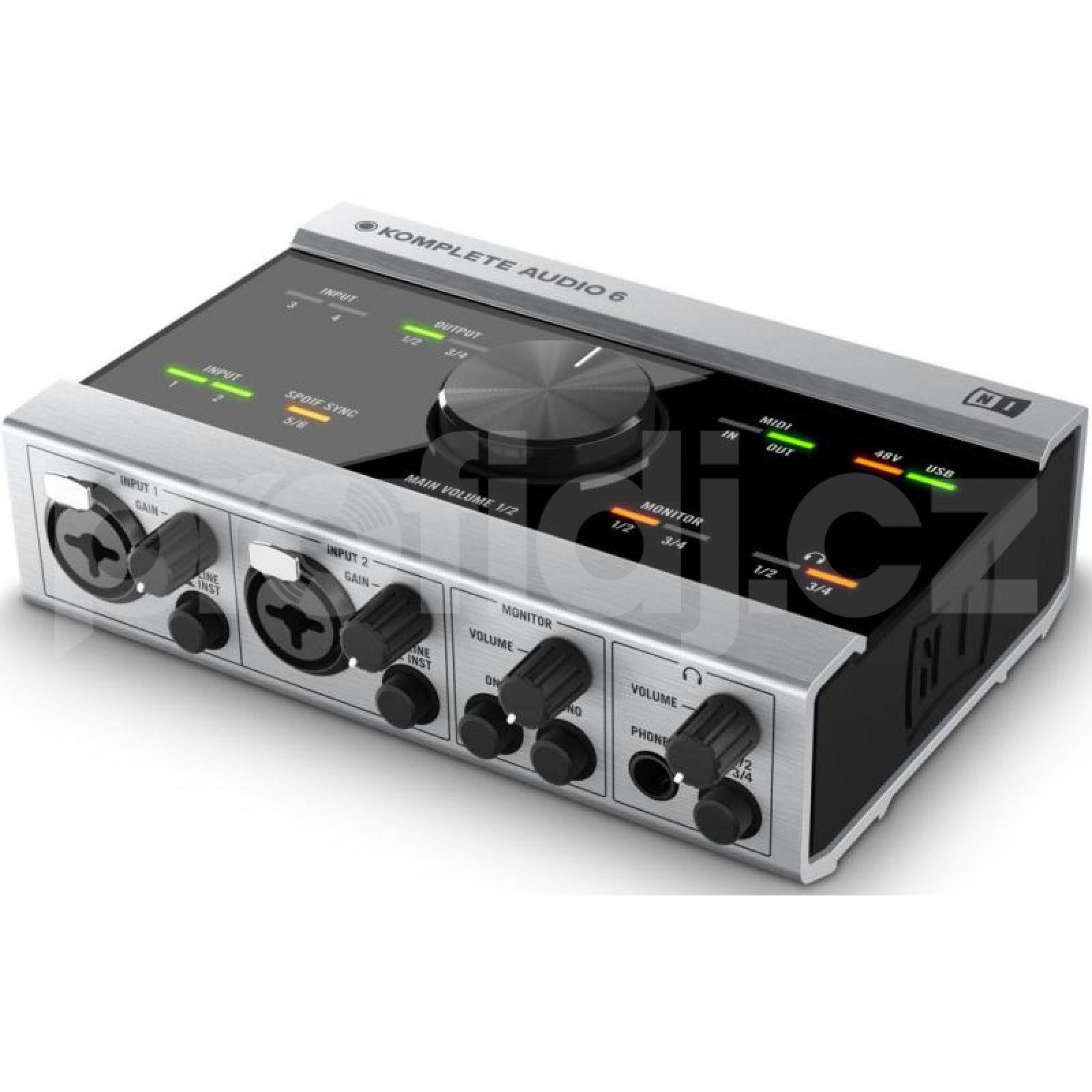 komplete audio 6 ableton