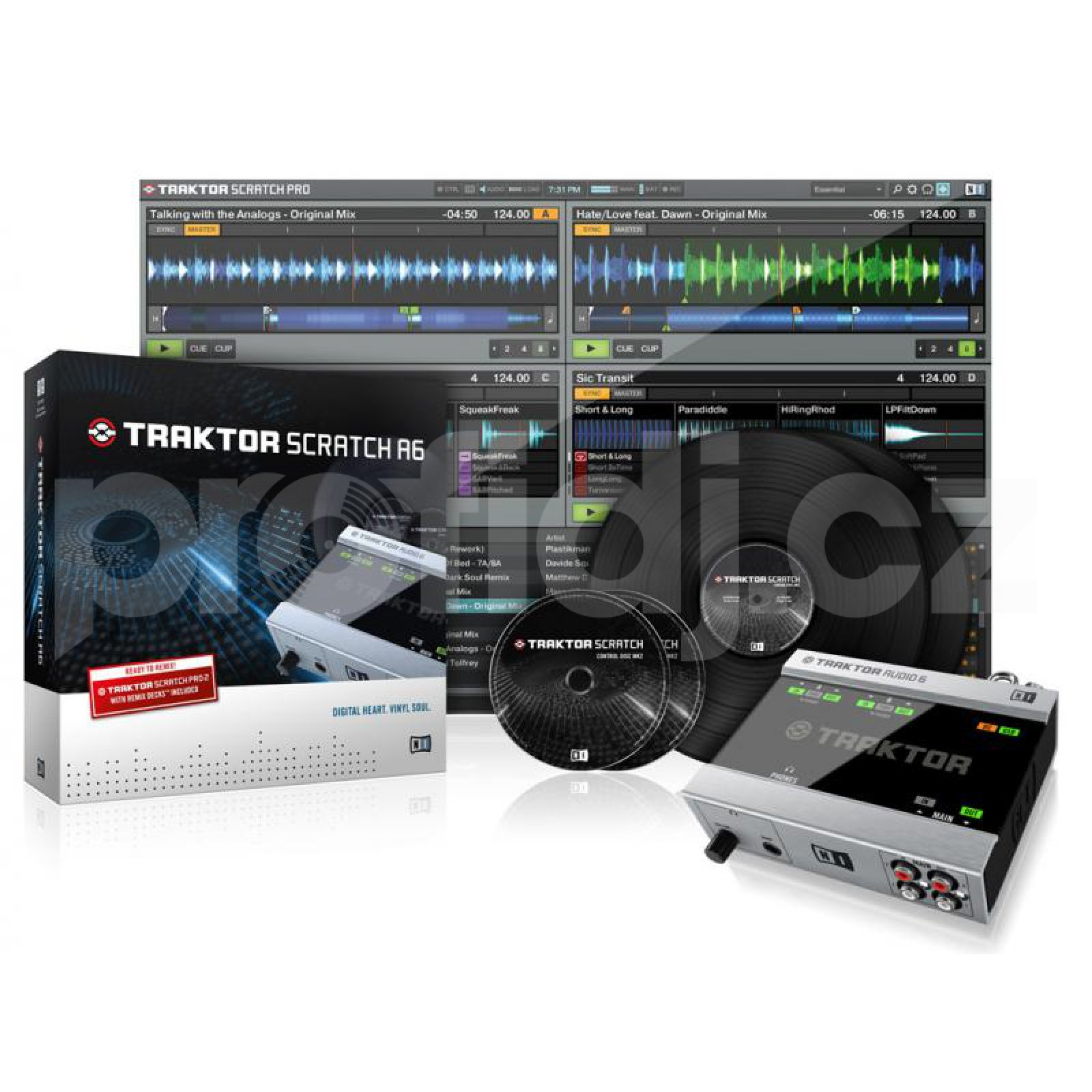 native instruments traktor dj studio 3