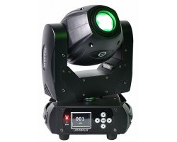 LIGHT4ME Focus 60 LED moving head spot Prisma AF