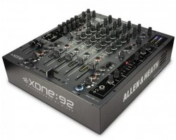 Allen & Heath Xone:92 Storm Grey