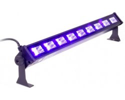 LIGHT4ME LED BAR UV 9 Lišta 9X3W