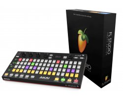 Akai Fire + Image Line FL Studio 20 Fruity Edition