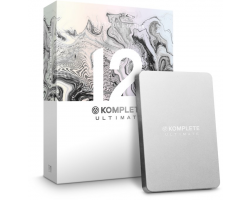 Native Instruments Komplete 12 Ultimate Collectors Edition - UPD