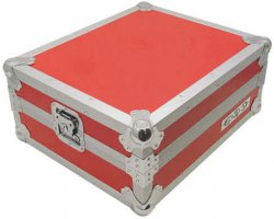 Zomo T-1 Turntable Flightcase Red