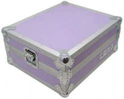 Zomo T-1 Turntable Flightcase Purple