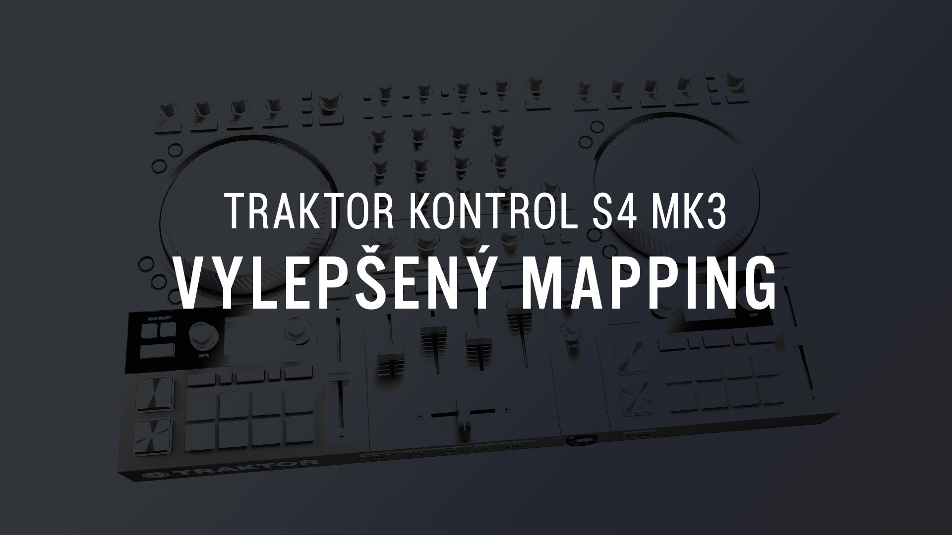 traktor s4 midi mapping