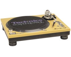 Zomo Faceplate Twin Technics 12XX MK5 Gold