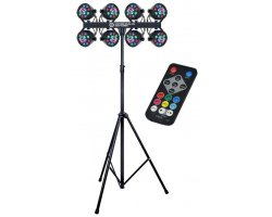 LIGHT4ME LED Beam OCTO Flower Lighting KIT