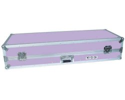 Zomo T-600 Plus Flightcase 2x Turntables + 1x DJM-600/700/800 Purple