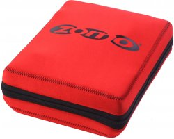 Zomo Protect 400 Sleeve Pioneer CDJ-400 Red