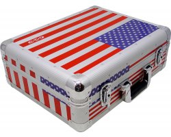 Zomo CD-Case CD-MK3 XT USA Flag