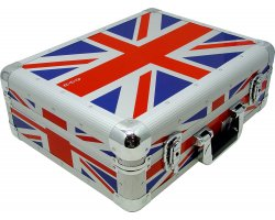 Zomo CD-Case CD-MK3 XT UK Flag