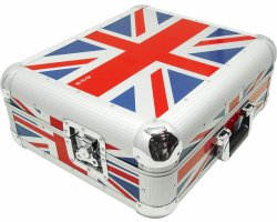 Zomo SL-12 XT Turntablecase UK Flag