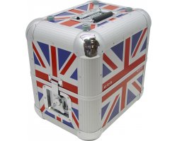 Zomo Recordcase MP-80 XT UK-Flag