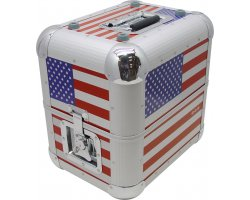 Zomo Recordcase MP-80 XT USA-Flag