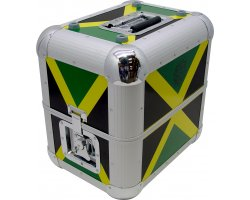 Zomo Recordcase MP-80 XT Jamaica Flag
