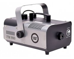 LIGHT4ME FM 900 smoke generator with remote control