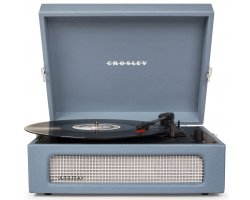 Crosley Voyager Washed Blue