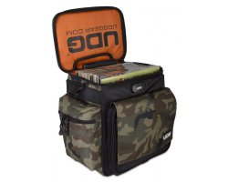 UDG Ultimate Digital Trolley To Go Black Camo, Orange inside