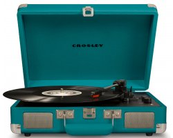 Crosley Cruiser Deluxe Teal