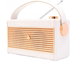 GPO Darcy cream WO294 radio Cream/Rose Gold
