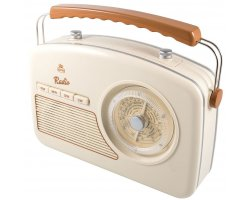 GPO Rydell 4 Band Radio Cream