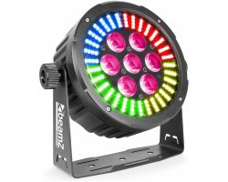 BeamZ Professional BAC502 Aluminum LED PAR