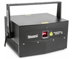 BeamZ Professional Phantom 12000 Pure Diode Laser RGB Analog