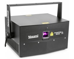 BeamZ Professional Phantom 9000 Pure Diode Laser RGB Analog