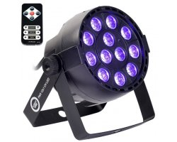 LIGHT4ME PAR 12x1 UV LED