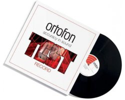 Ortofon DJ Test Record