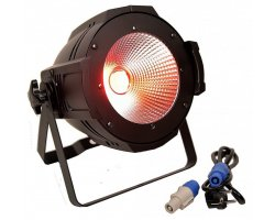 LIGHT4ME LED COB RGBA PAR 64 150W PowerCON IN/OUT