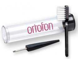 Ortofon DJ Maintenance Set 1 Stylus Brush And 1 Screwdriver