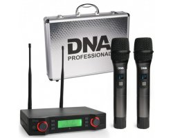 DNA VM Dual Vocal Set double set + Case