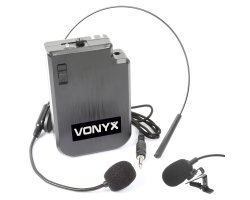 Vonyx VPS10BP UHF Headset