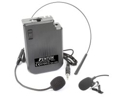 Fenton Wireless VHF Headset 200.175 MHZ