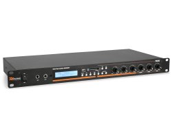 Power Dynamics PDC85 Media Player With Amplifier SD/USB/MP3/BT