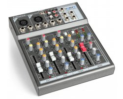 Vonyx VMM-F401 4-Channel Music Mixer