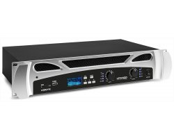 Vonyx VPA300 PA Amplifier 2X 150W Media Player With BT