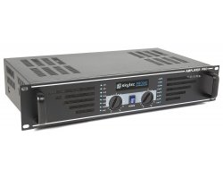 Skytec SKY-240B PA Amplifier 2X 120W Black