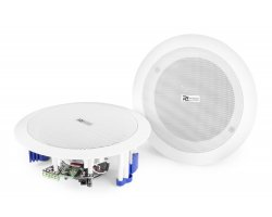 Power Dynamics CSBT60 Amplified Ceiling Speaker Set With BT