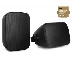 Power Dynamics BD50B In/Outdoor Speaker Set Black 120W