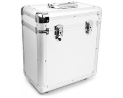 "Power Dynamics RC80 12""Vinyl Record Case Silver"