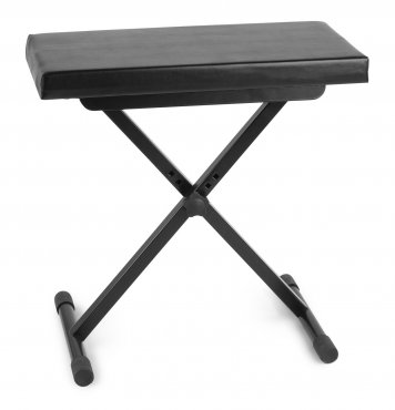 Vonyx KBB10 Keyboard Bench 40-60cm