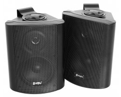 "Skytec ODS50B Speaker Set 2-Way 5"" 100W Black"