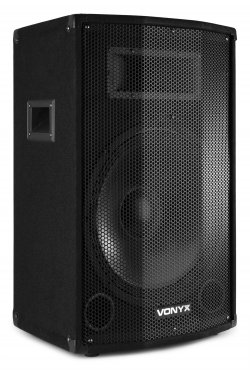 "Vonyx CVB12 PA Speaker Active 12"" BT MP3 600W"