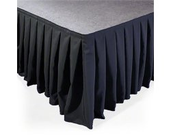 Power Dynamics SKIRT-V60 SkirtVelvet Pleat.6mx60cm