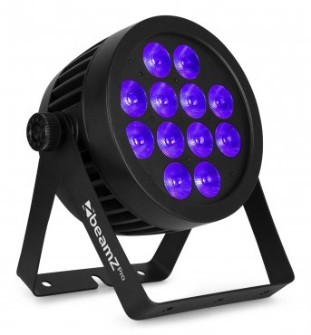 BeamZ Professional BWA534 Aluminium IP65 LED PAR 12X 15W 6-IN-1