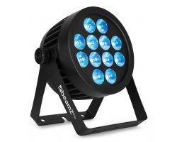 BeamZ Professional BWA532 Aluminium IP65 LED PAR 12X 12W 4-IN-1
