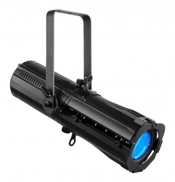 BeamZ Professional BTS200 LED Profile Spot Zoom 250W RGB
